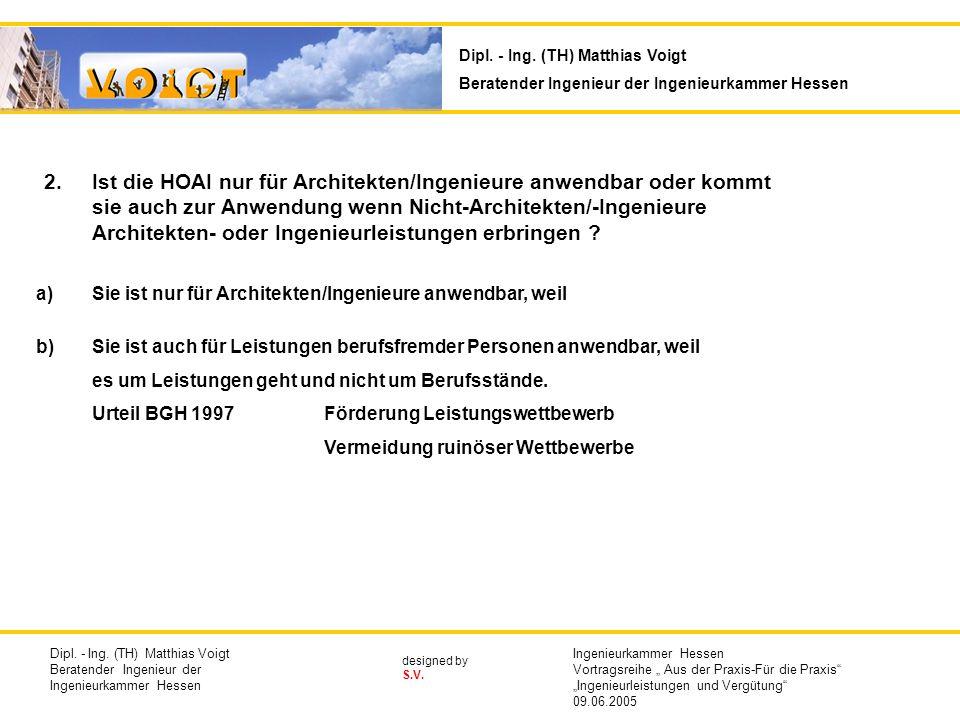 designed by S.V.9. Fragen und Diskussion Herzlichen Dank für Ihre Aufmerksamkeit Dipl.