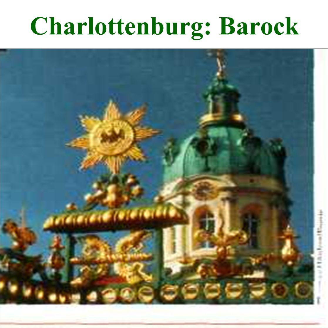 Charlottenburg: Barock