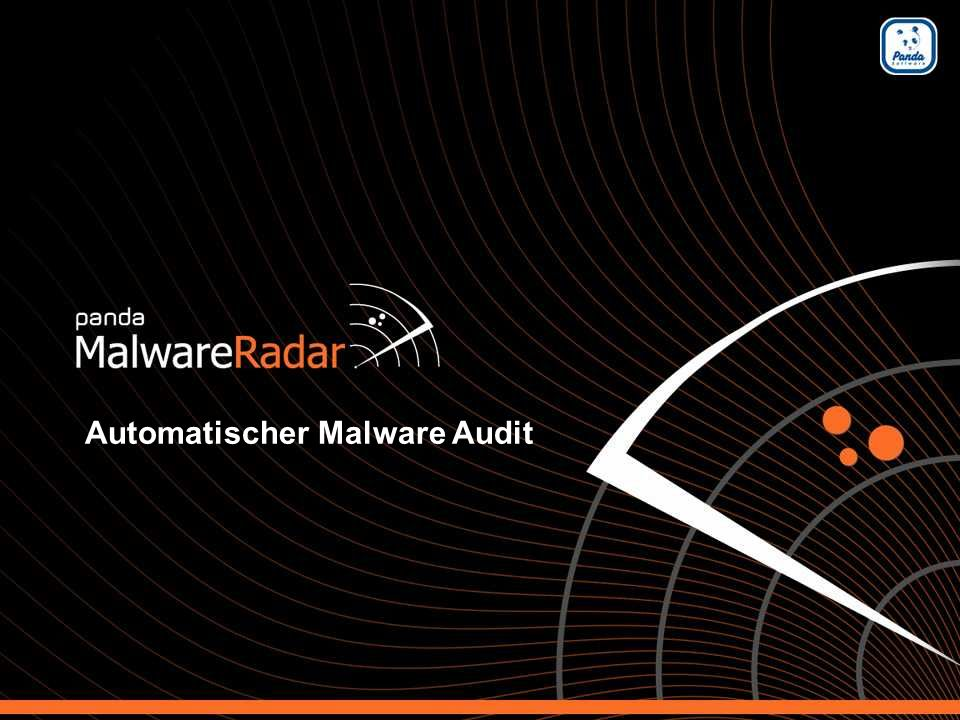 1 Automated malware audit service Automatischer Malware Audit