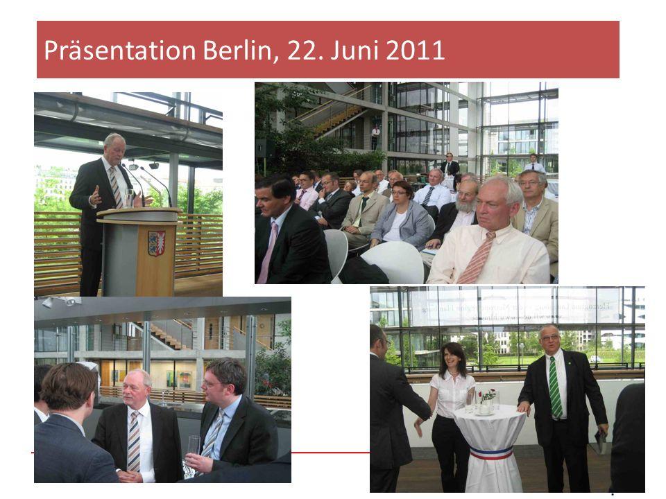Henrik Scheller Präsentation Berlin, 22. Juni 2011