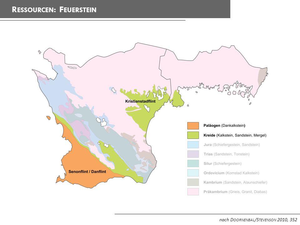 R ESSOURCEN : F EUERSTEIN nach D OORNENBAL /S TEVENSON 2010, 352