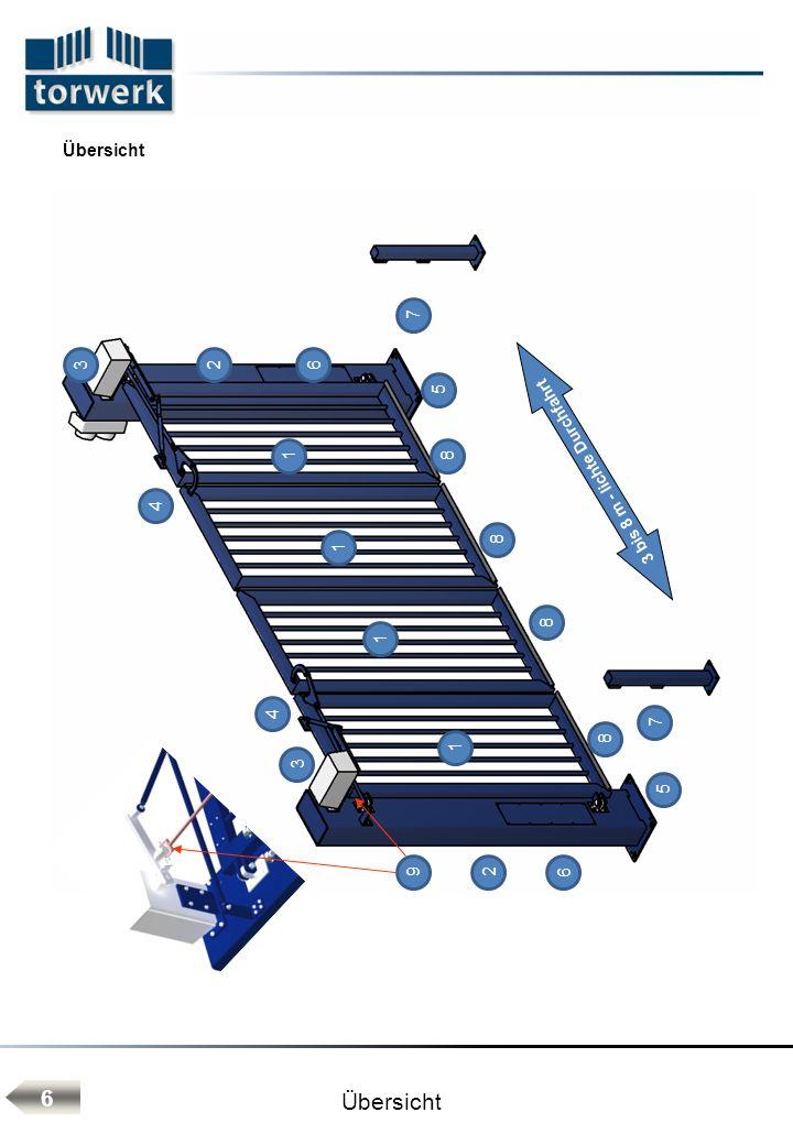 Rundumkennleuchten: - motorisch - LED - Blitz Ampeln: - 200er Linsendurchmesser - moderne LED- Technik - ein- oder mehrflammig - Verknüpfung mit der Torsteuerung - Umschaltung rot/grün Kartenlesesysteme: - berührungslos - Weitbereichsleser / Fahrzeugerfassung - Zeiterfassung / Zeitwirtschaft Schlüsseldepot: - mit Profilzylinder - mit Feuerwehrschließung - mit Schlüsselüberwachung Feuerwehrschlüsseltressore: - FW-SchlüsselDepot (FSD) - Anbindung an die Brandmeldeanlage - VdS-Zulassung Bedientableaus: - einfache Norm-Tableau-Systeme - Bedien- und Steuerungs-Tableaus - Lageplantableaus, Leuchtschaltbilder 17