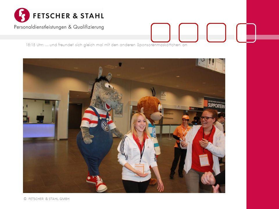 © FETSCHER & STAHL GMBH Herzlichen Glückwunsch den Gewinnern unsers Basketball-Gewinnwurfspiels!!.