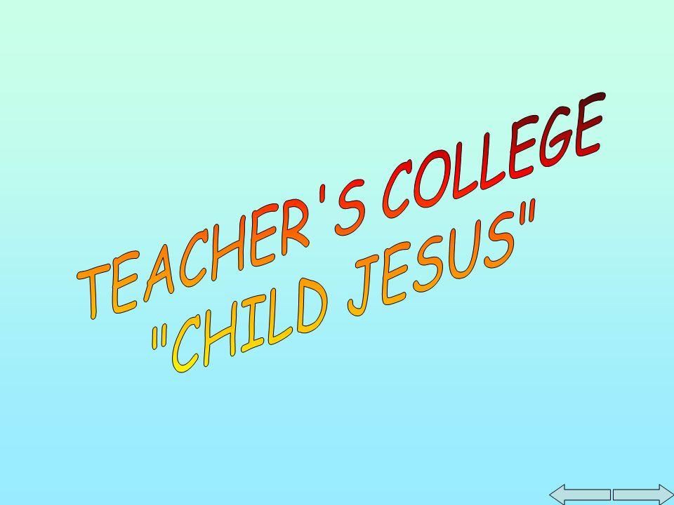 Die Lehrerbildungsanstalt Kinder Jesus von San Severino Marke mit Versuch BROCCA ist in eine sprachwissenschaftliche und eine sozi-psycho-pädagogische Richtung gegliedert.