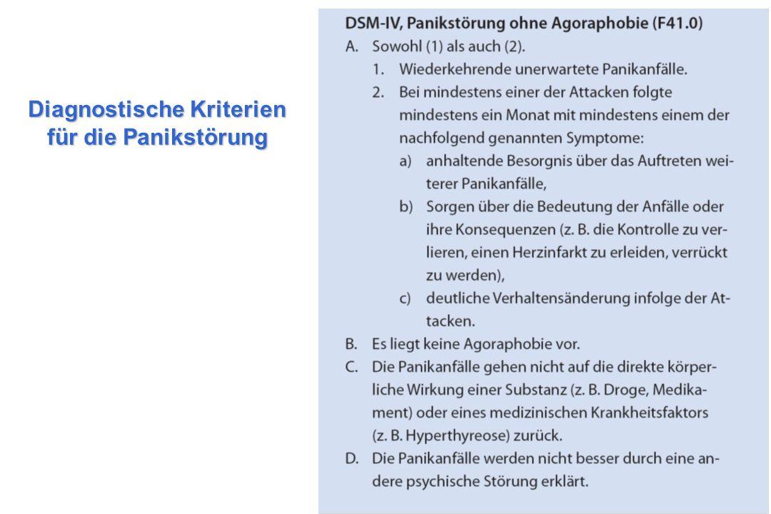 Wittchen, H.-U. & Hoyer, J. (2006). Klinische Psychologie & Psychotherapie. Heidelberg: Springer. Diagnostische Kriterien für die Panikstörung