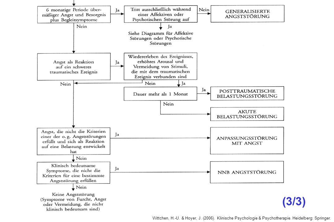 Wittchen, H.-U. & Hoyer, J. (2006). Klinische Psychologie & Psychotherapie. Heidelberg: Springer. (3/3)