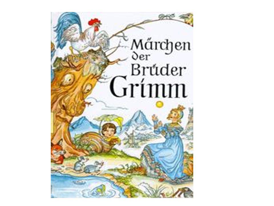 """Die Brüder Grimm Hans Christian Anderson Deutschland Dänemark 1812 veröffentlichten Jacob und Wilhelm Grimm den ersten Band der von Ihnen gesammelten """"Kinder- und Hausmärchen ."""