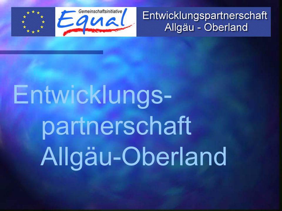 Qualifizierung und Coaching für BerufsrückkehrerInnen Projektträger: Oberallgäuer Volkshochschule e.V.