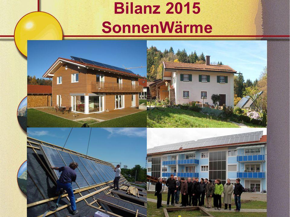 Bilanz 2015 SonnenWärme