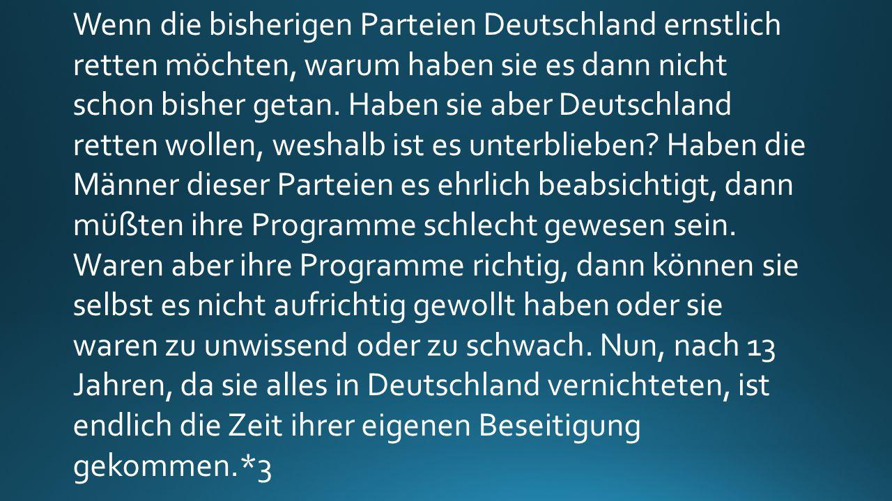 Angefangen von dem Tage, an dem hier in Deutschland der Munitionsstreik ausbrach.