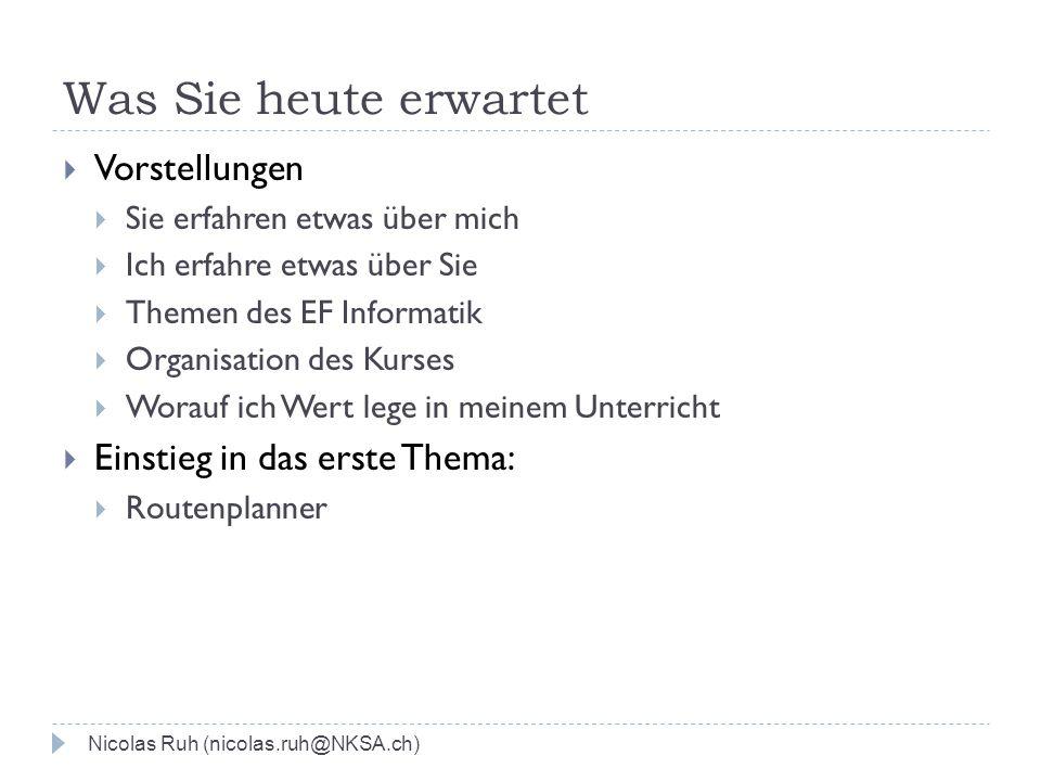 Bodensee Freiburg London Oxford Berg Bern Nicolas Ruh GCM/ED/H/IT/SS@ d- s>++:- a C(++)$ UL P+ W(++) w O- M+ R++@(once) b++(+++) G e++++ h(-) Nicolas Ruh GCM/ED/H/IT/SS@ d- s>++:- a C(++)$ UL P+ W(++) w O- M+ R++@(once) b++(+++) G e++++ h(-) www.geekcode.com Nicolas Ruh (nicolas.ruh@NKSA.ch)