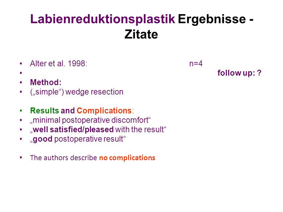 Alter et al.1998:n=4 follow up: .