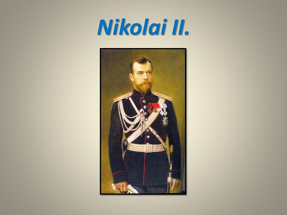 Nikolai II.