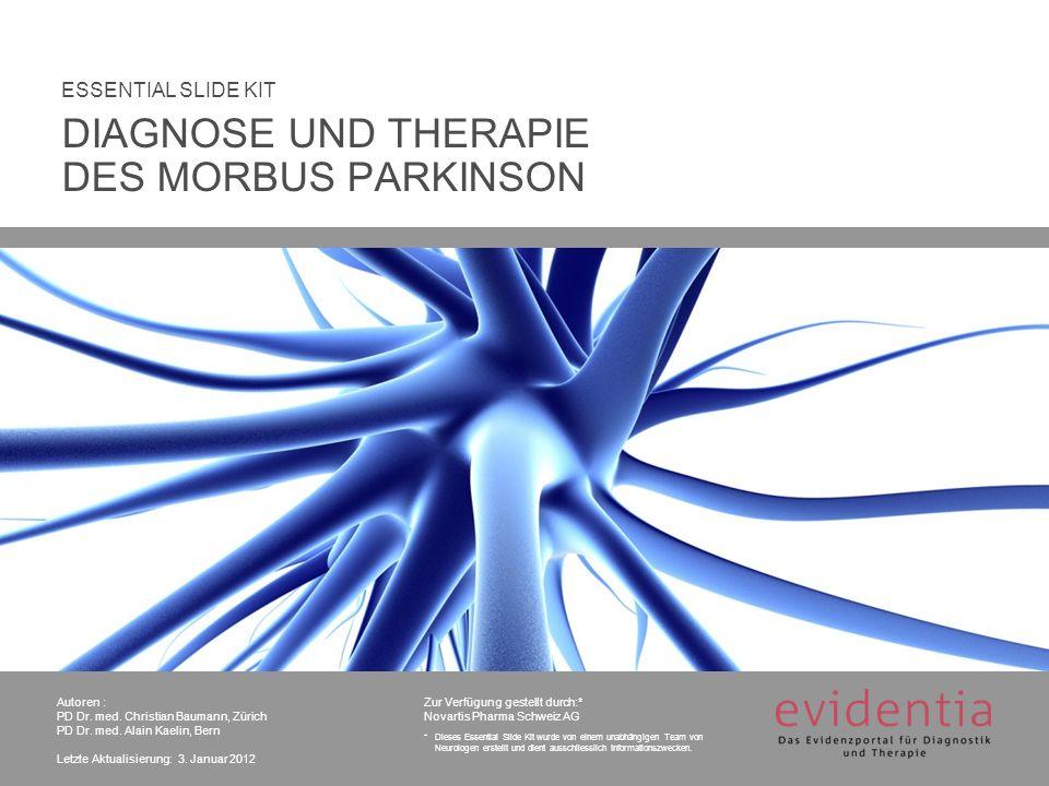 Zur Verfügung gestellt durch:* Novartis Pharma Schweiz AG *Dieses Essential Slide Kit wurde von einem unabhängigen Team von Neurologen erstellt und di