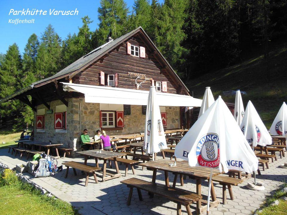 Parkhütte Varusch Kaffeehalt
