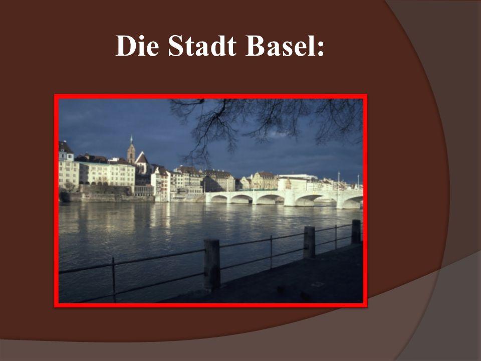 Die Stadt Basel: