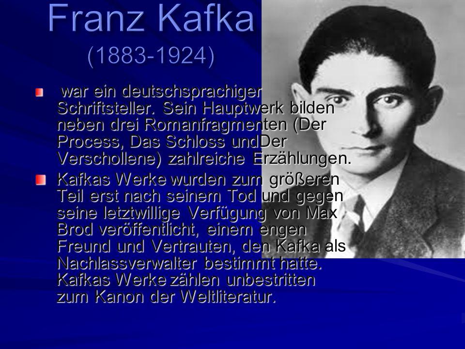 war ein deutschsprachiger Schriftsteller.