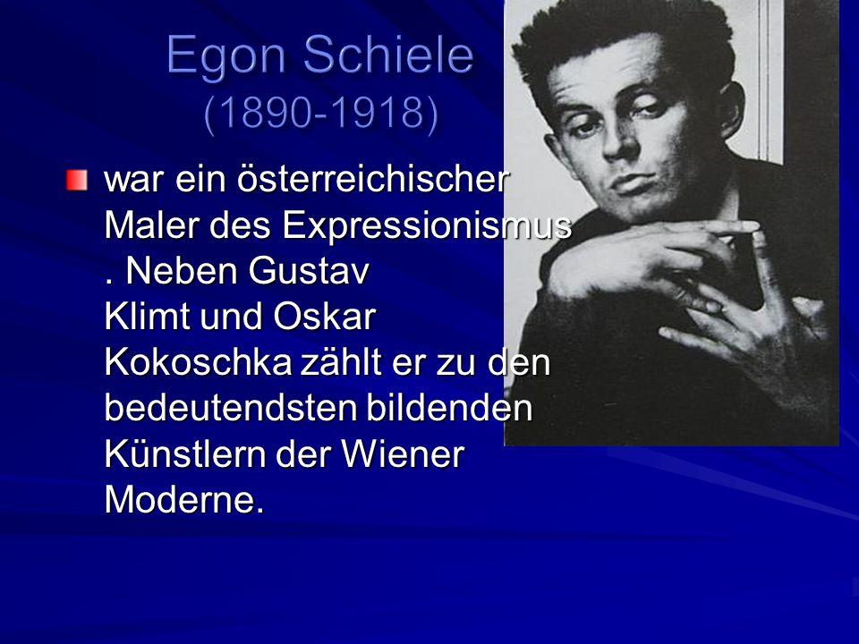 war ein österreichischer Maler des Expressionismus.