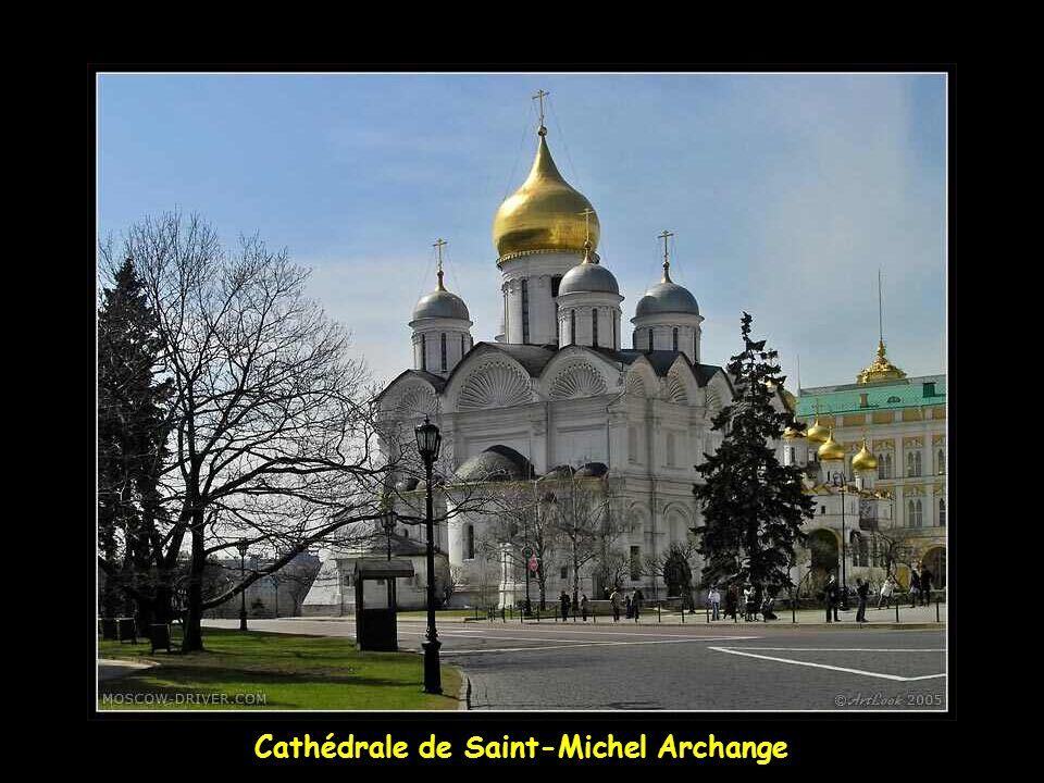 Die Kathetrale am Kreml