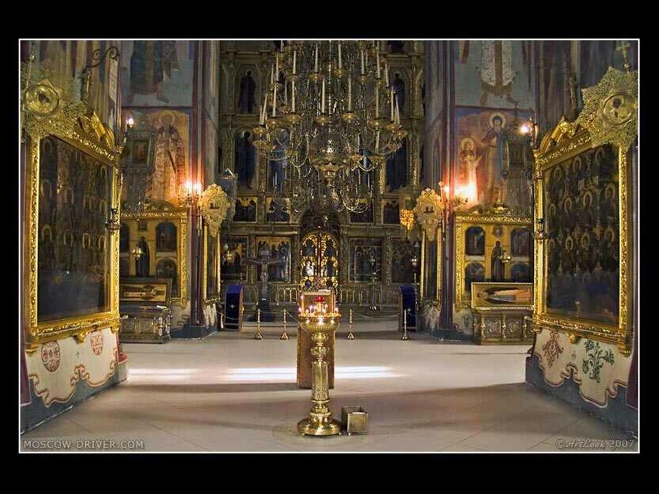Die Türme der Kreml-Kirchen