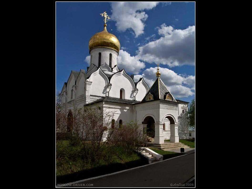 Die Kathedrale von Kazansky