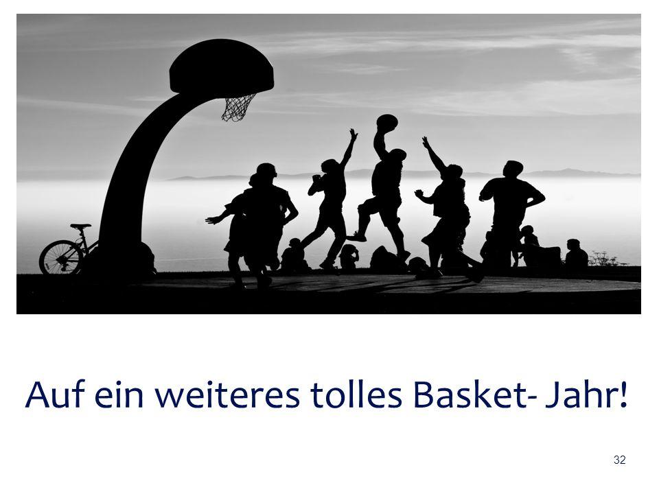 Auf ein weiteres tolles Basket- Jahr! 32