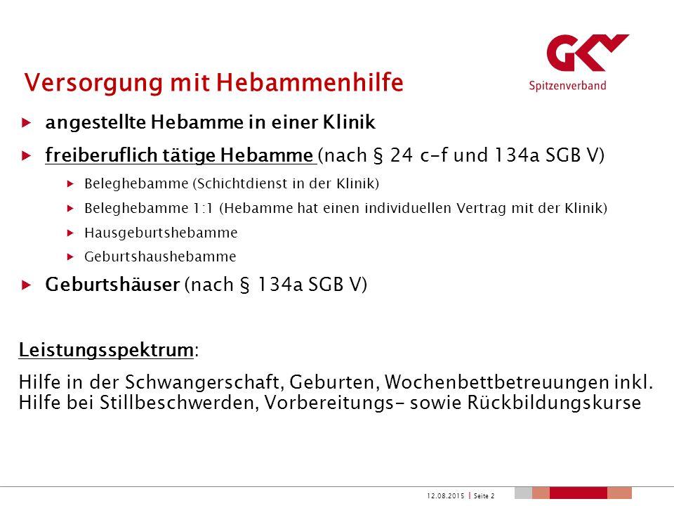 GKV-VStG-Neuregelungen SGB V 2011 § 134a Abs.