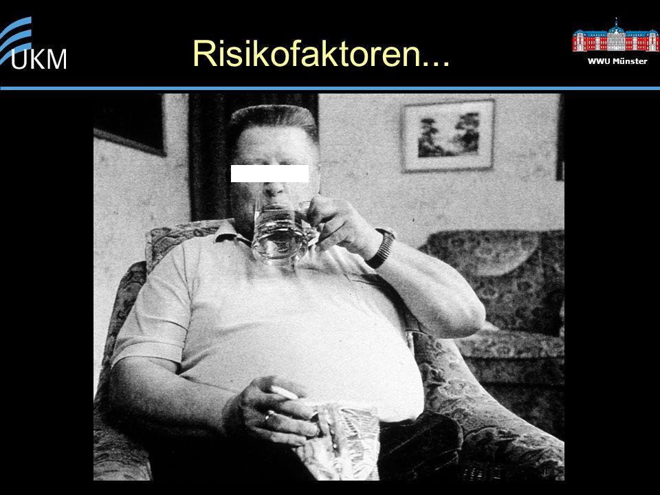 Risikofaktoren... WWU Münster