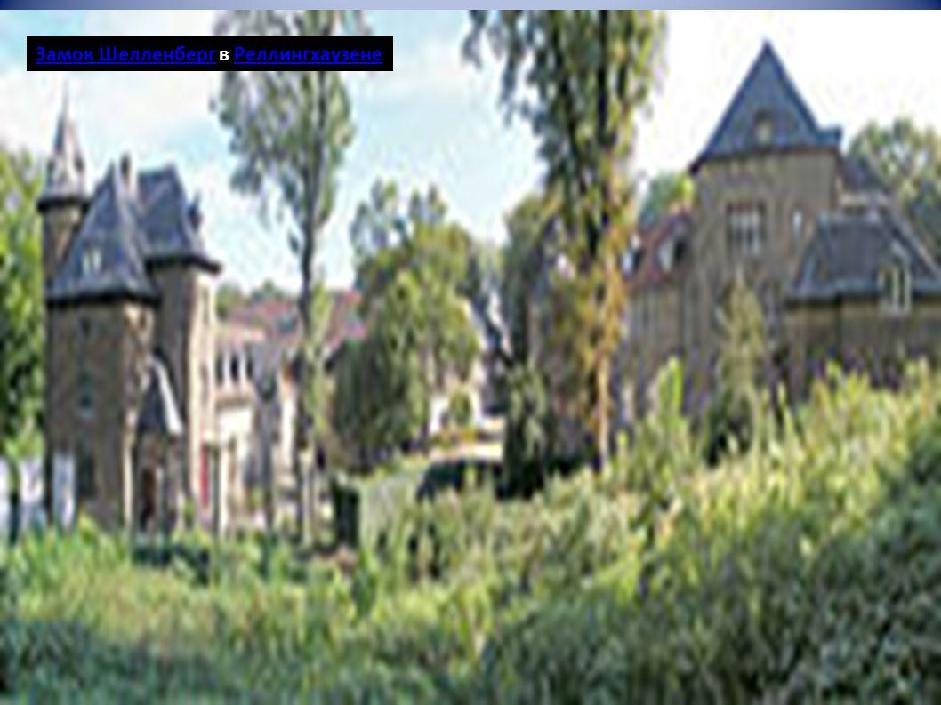 Замок ШелленбергЗамок Шелленберг в РеллингхаузенеРеллингхаузене