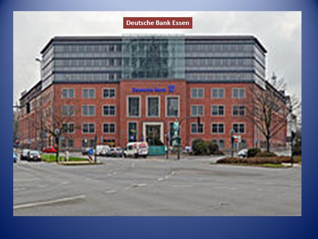 Deutsche Bank Essen