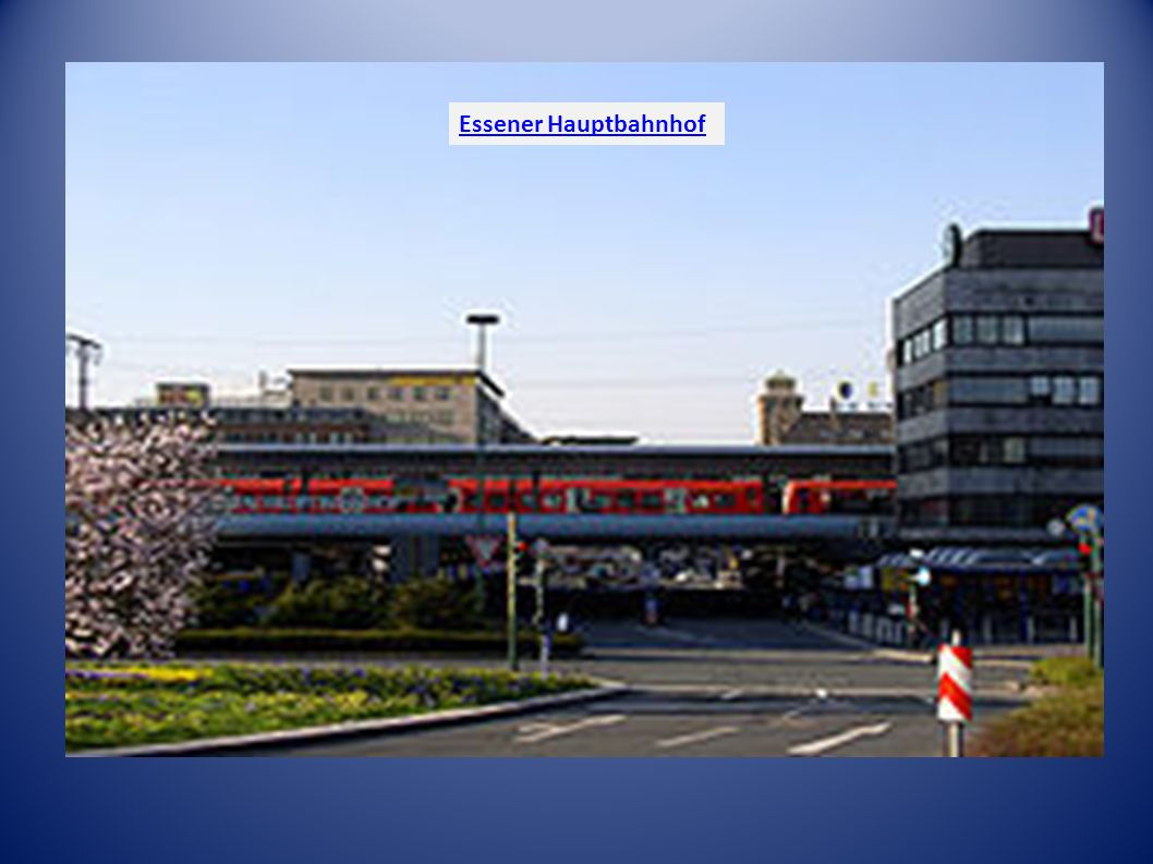 Essener Hauptbahnhof