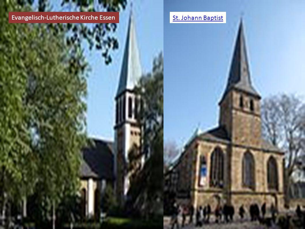 Evangelisch-Lutherische Kirche EssenSt. Johann Baptist