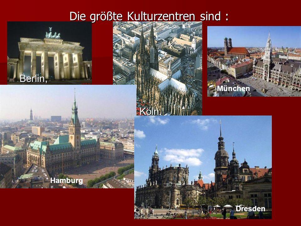 1.Deutschland heißt....2. Sie vereinigt 3. Die Hauptstadt ist...