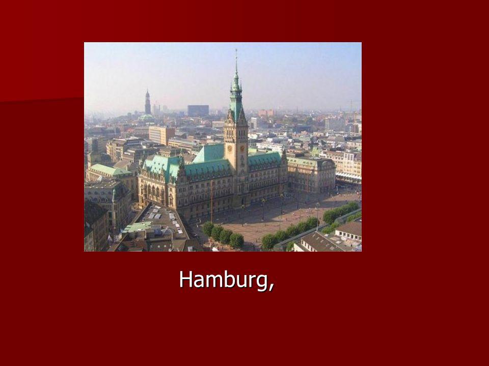 Hamburg, Hamburg,