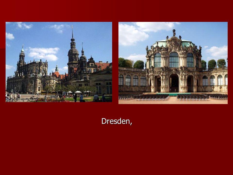 Dresden, Dresden,