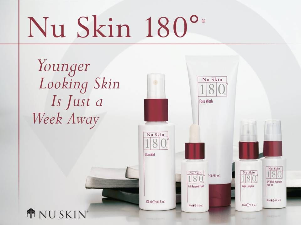 © 2001 Nu Skin International, Inc