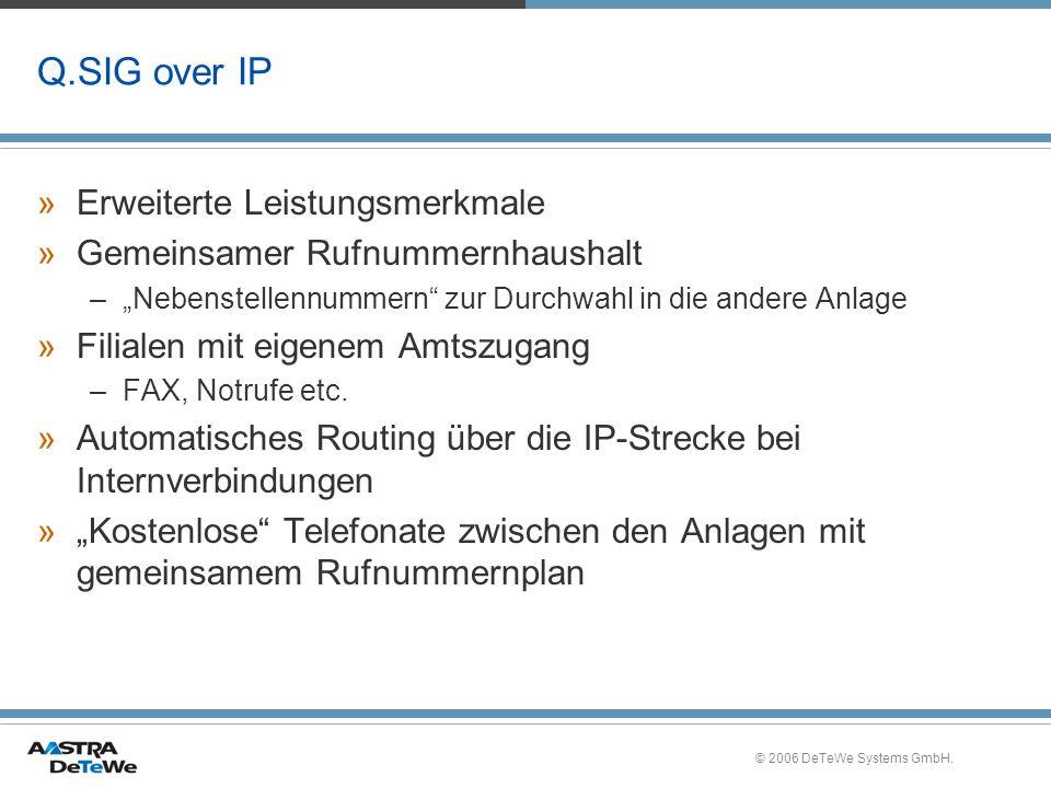 © 2006 DeTeWe Systems GmbH. Neue Lizenzen