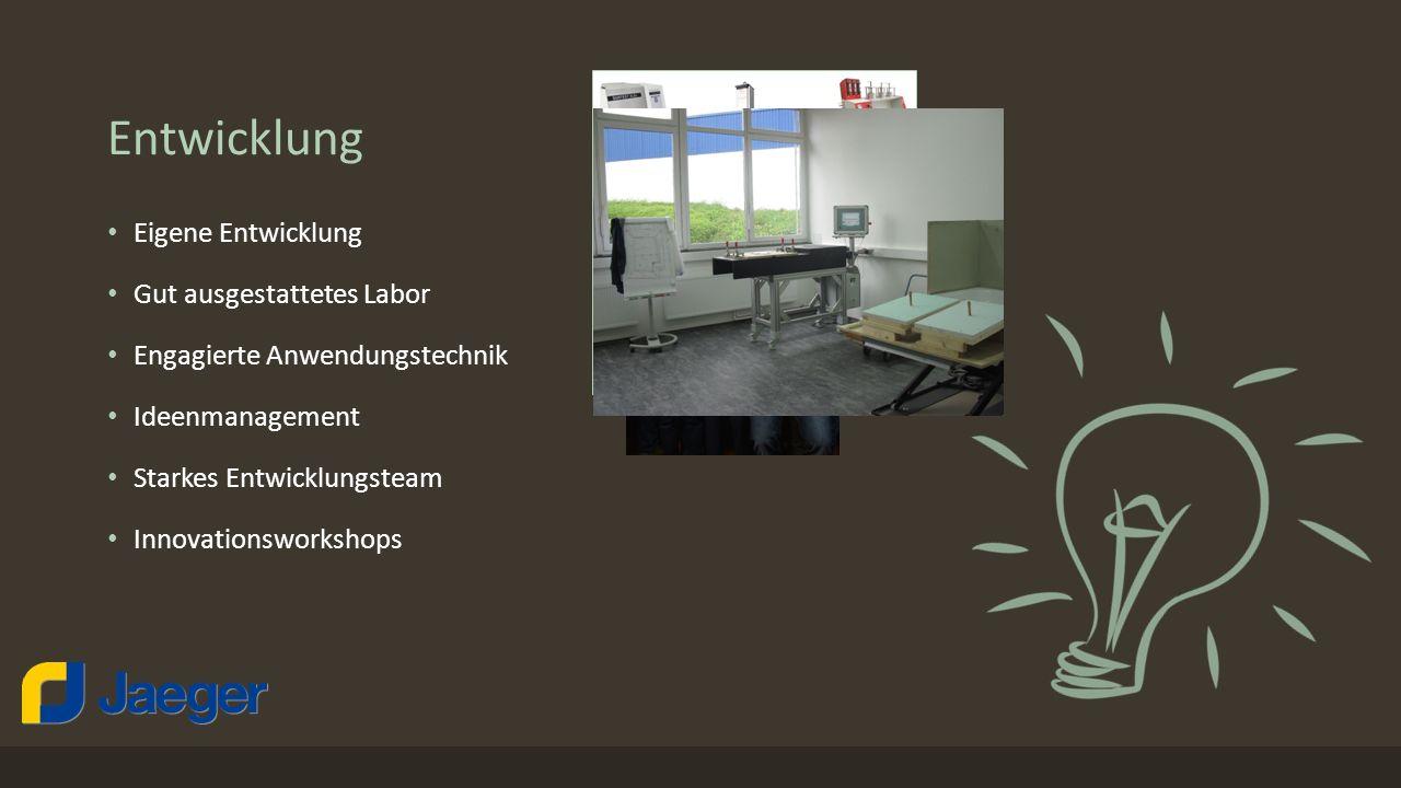 Entwicklung KVP Baustellenbesuche Messen Networking Schulungen Kunden / Mitarbeiter / Lieferanten / Partner