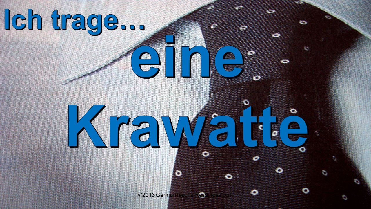 eine blaue Krawatte What is the rule.What patterns can you see.