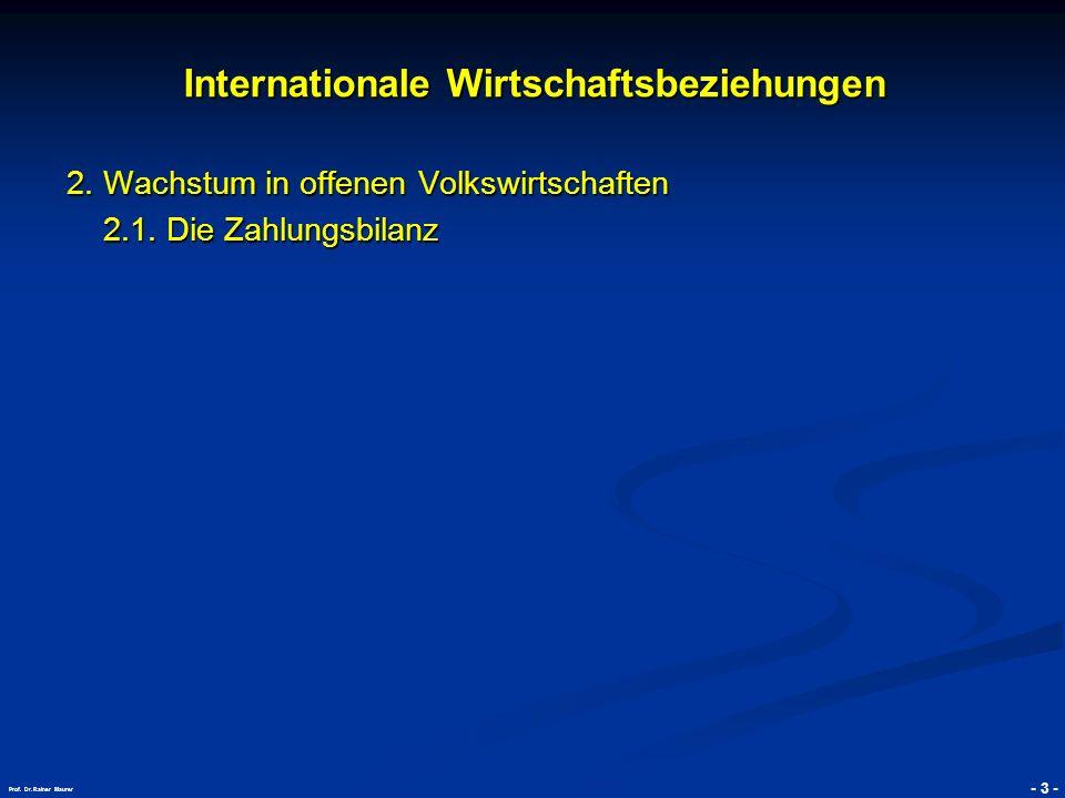 © RAINER MAURER, Pforzheim - 4 - Prof.Dr. Rainer Maurer 2.