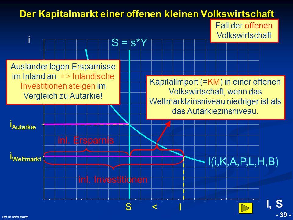 © RAINER MAURER, Pforzheim - 40 - Prof.Dr. Rainer Maurer 2.