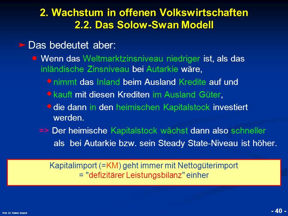 © RAINER MAURER, Pforzheim - 41 - Prof.Dr. Rainer Maurer K 2.