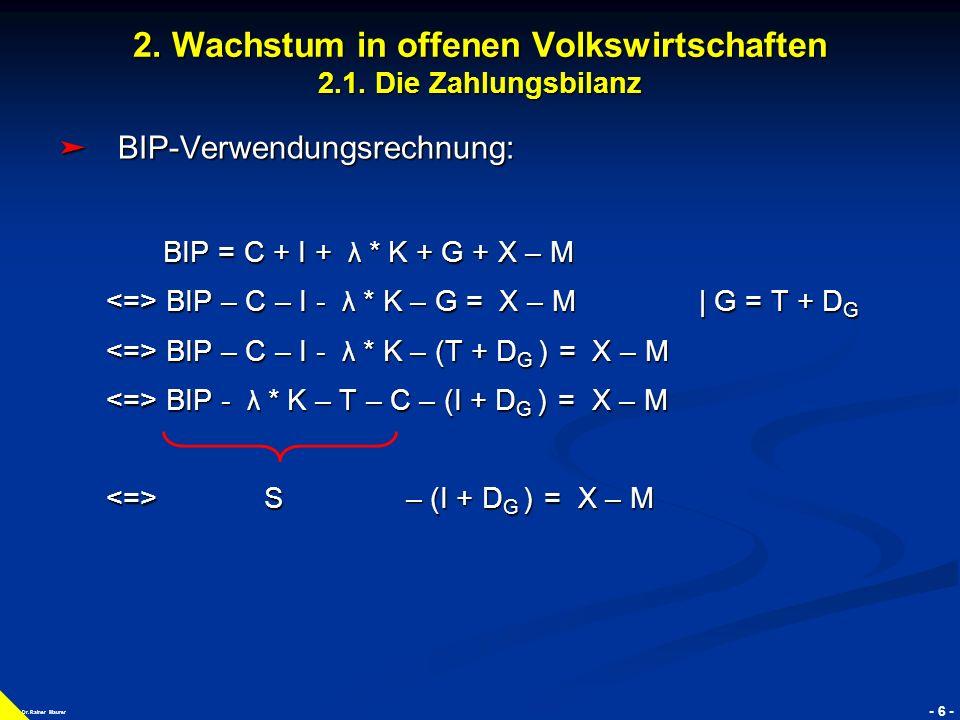 © RAINER MAURER, Pforzheim - 7 - Prof.Dr. Rainer Maurer 2.
