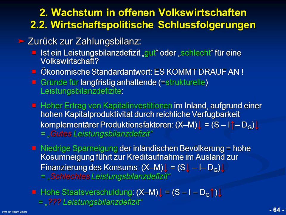 © RAINER MAURER, Pforzheim - 65 - Prof.Dr. Rainer Maurer 2.3.