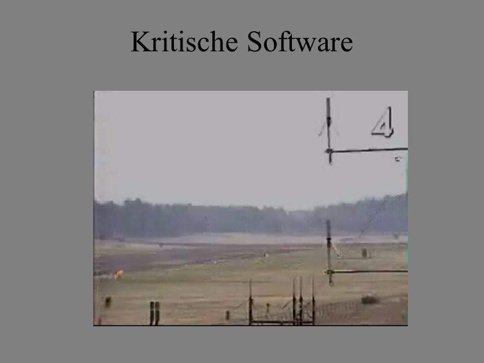 Software-Fehler Kleine Bugs, große GAU's Prof. Thomas Huckle 28.5.2015
