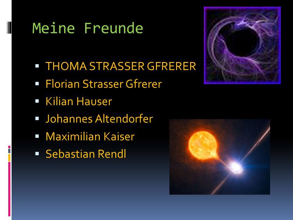 Meine Freunde  THOMA STRASSER GFRERER  Florian Strasser Gfrerer  Kilian Hauser  Johannes Altendorfer  Maximilian Kaiser  Sebastian Rendl