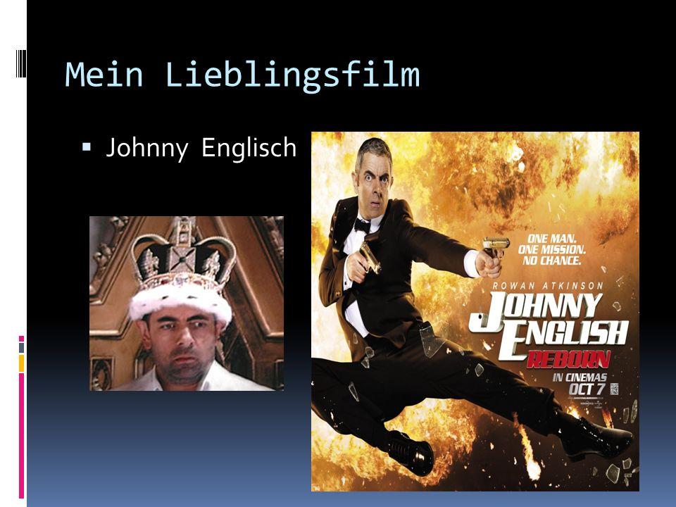 Mein Lieblingsfilm  Johnny Englisch