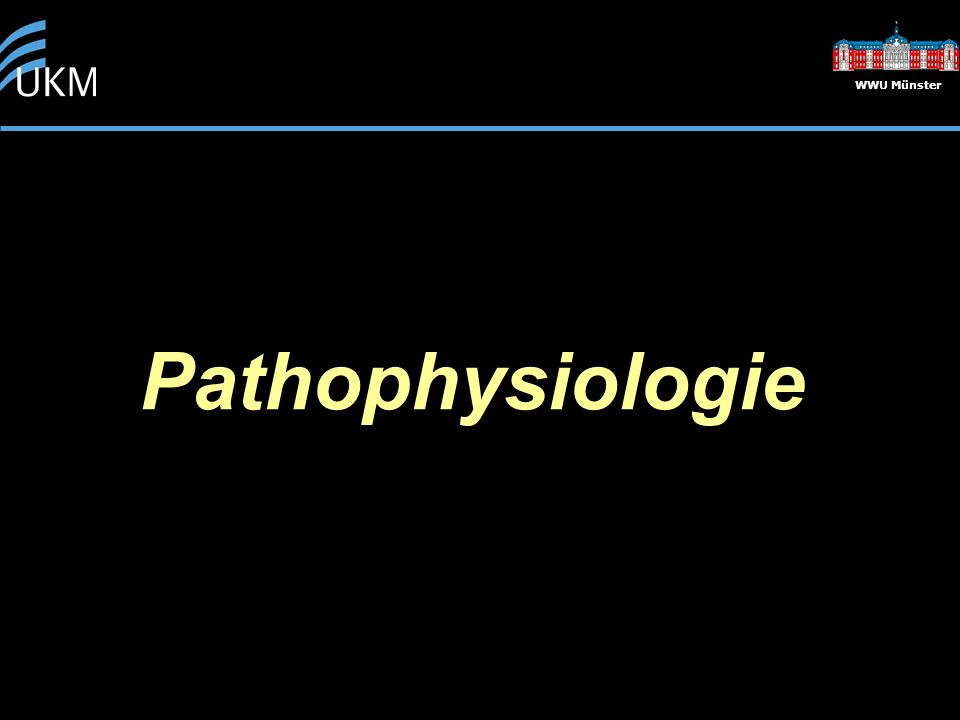 WWU Münster Pathophysiologie