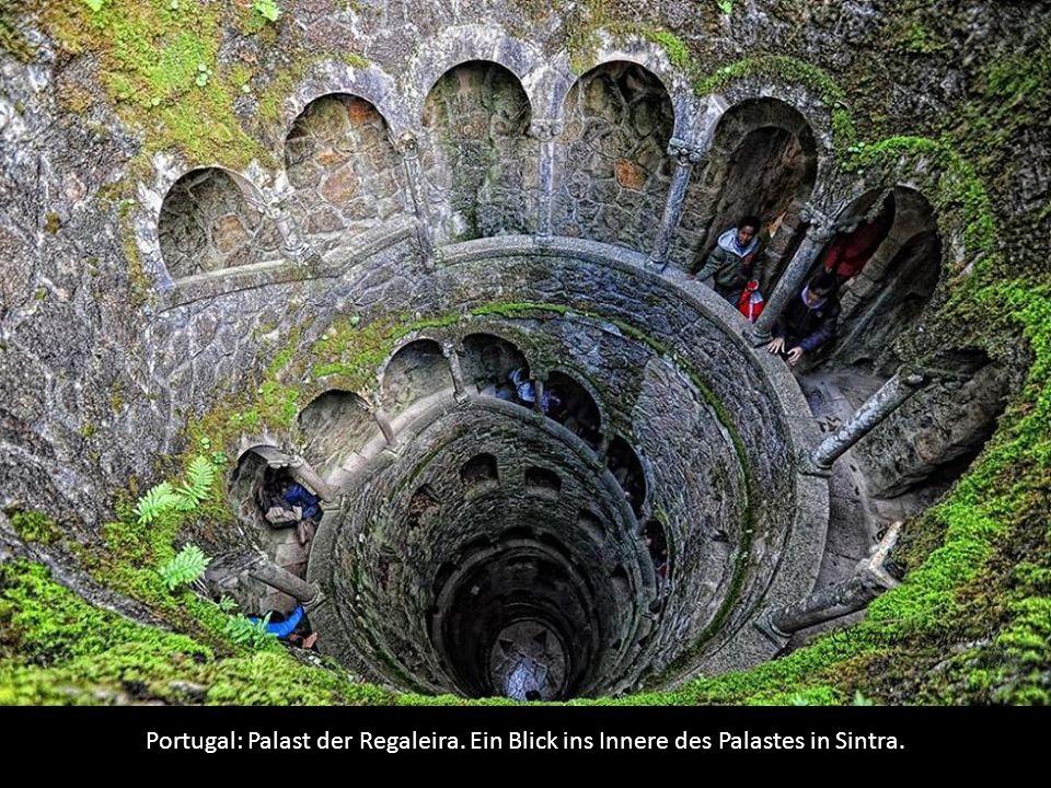 Portugal: Die Insel Sao Miguel ist die größte und die meist-bevölkerte Insel des Azoren-Archipels.