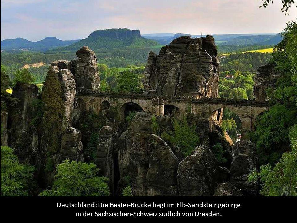 Russland: Naturpark der Säulen an der Lena.